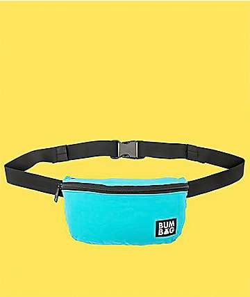 Bumbag Squirrel Pouch Lime Green Fanny Pack