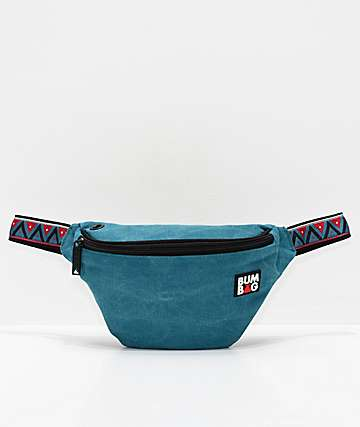 Bumbag The Gert Basic Teal Fanny Pack