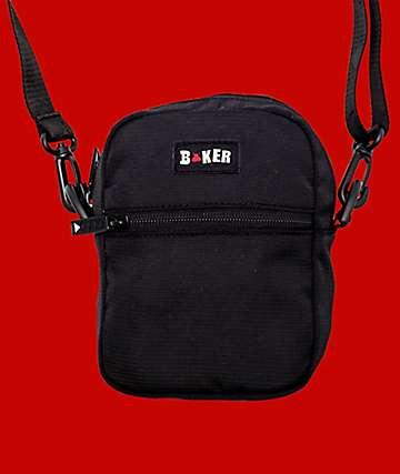 Bumbag x Baker Compact Black Shoulder Bag