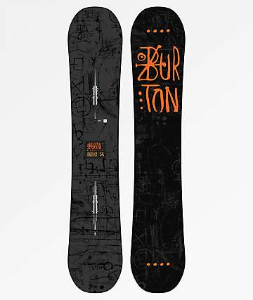 Burton Amplifier tabla de snowboard