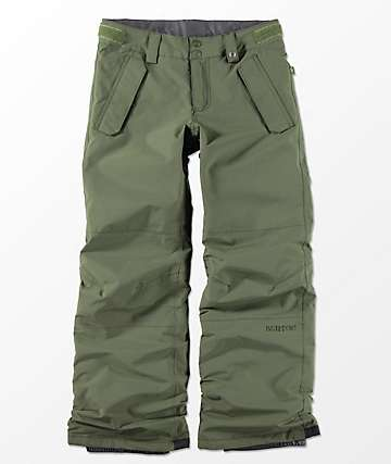 Burton Boys Parkway Forest Night 10K Snowboard Pants