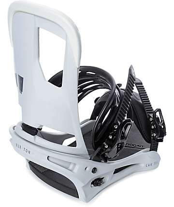 Burton Cartel Primed Snowboard Bindings