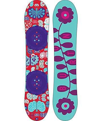 Burton Chicklet 130cm tabla de snowboard para mujer