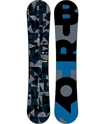 Burton Clash 158cm tabla ancha de snowboard