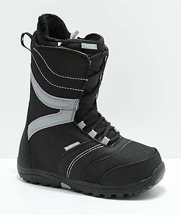 Burton Cocoa 2019 botas de snowboard en negro para mujeres