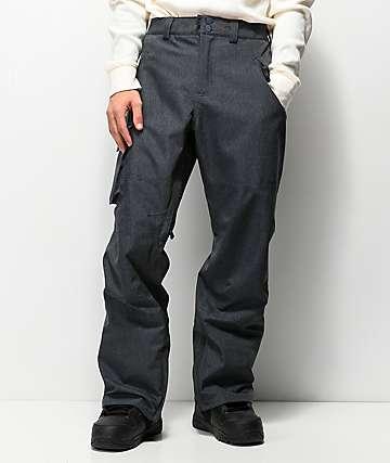 Burton Covert 10K pantalones de snowboard de mezclilla