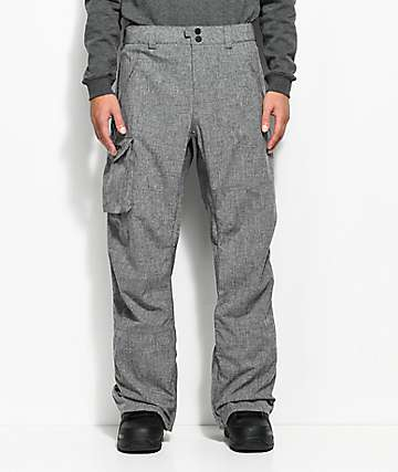 Burton Covert Bog Heather 10K Snowboard Pants
