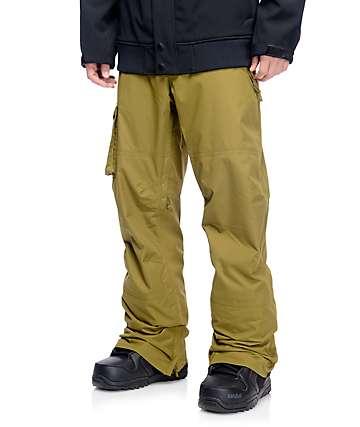Burton Covert pantalones para la nieve 10K Fir