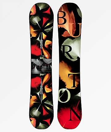 Burton Déjà Vu tabla de snowboard para mujeres
