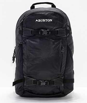 Burton Day Hiker Ripstop 25L mochila negra