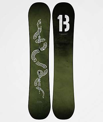Burton Descendant 2019 tabla de snowboard
