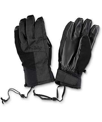 Burton Empire Gore-Tex guantes de snowboard en negro