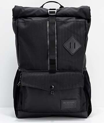 Burton Export True Black Backpack