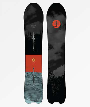 Burton Family Tree Skeleton Key Snowboard