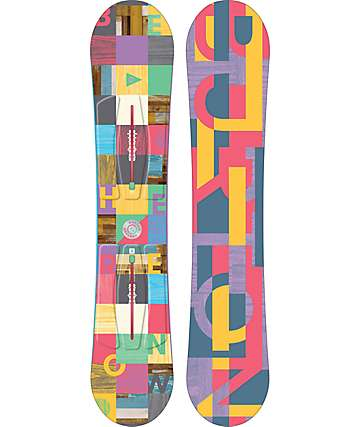 Burton Feather 140cm Womens Snowboard