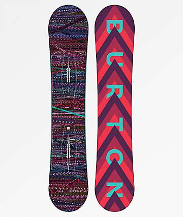 Burton Feather Womens Snowboard