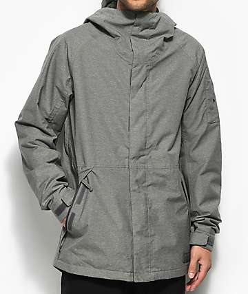 Burton Hilltop Shade Heather 10K Snowboard Jacket
