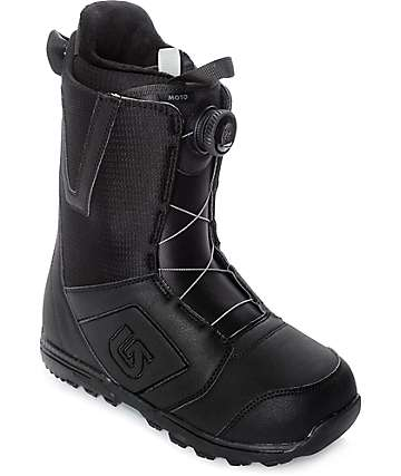 Burton Moto Boa botas de snowboard en negro