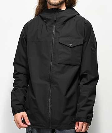 Burton Portal 3K chaqueta de snowboard negra