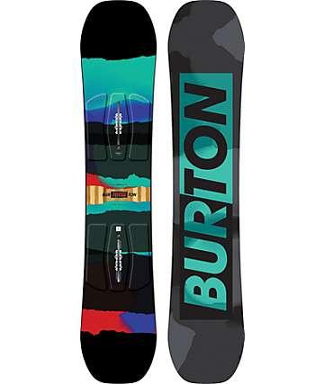 Burton Process Smalls 142cm tabla de snowboard para niños