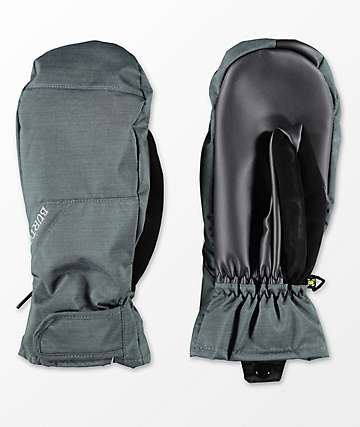 Burton Prospect Under True Black Snowboard Mittens