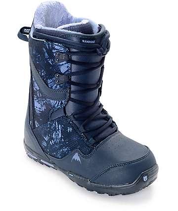 Burton Rampant Blueprint Snowboard Boots