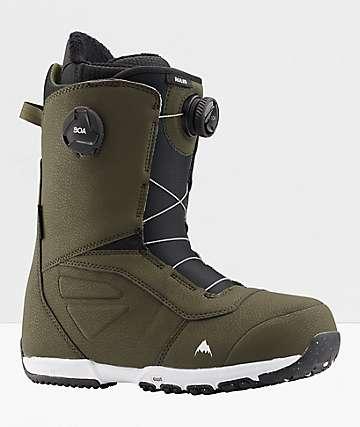 Burton Ruler Boa Clover Snowboard Boots 2020
