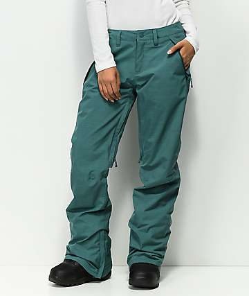cf89972f431d4 Burton Society Balsamic & Heather Snowboard Pants