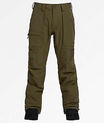 Burton Southside Forrest Night 10K Snowboard Pants