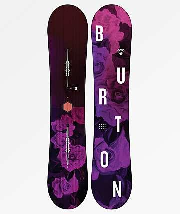 Burton Stylus 2019 tabla de snowboard para mujeres