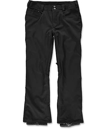 Burton TWC Greenlight 10K Black Snowboard Pants