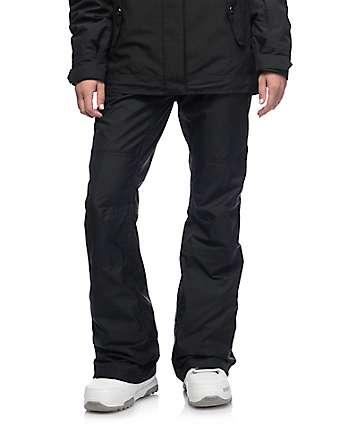 Burton TWC On Fleek Black 10K Snowboard Pants