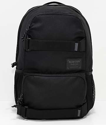 Burton Treble Yell True Black Backpack