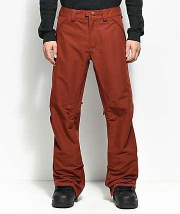 Burton Vent Fired Brick 20K Snowboard Pants