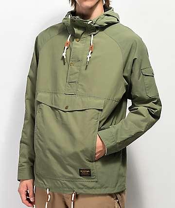 Burton Welton Clover Anorak Snowboard Jacket