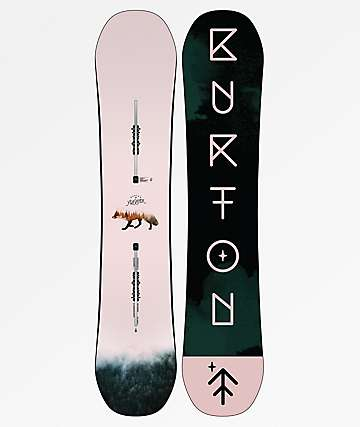 Burton Womens Yeasayer Snowboard 2019