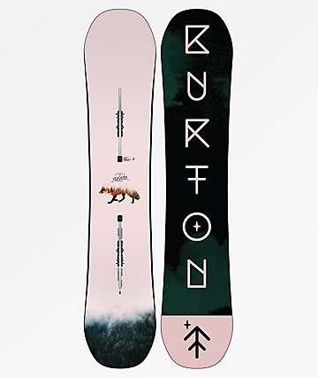 Burton Yeasayer 2019 tabla de snowboard para mujeres