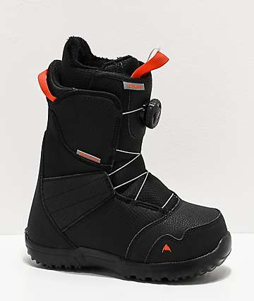 Burton Zipline Boa Snowboard Boots Kid's 2020