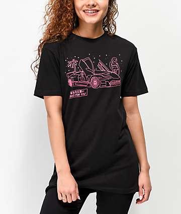By Samii Ryan Bad For You Black T-Shirt
