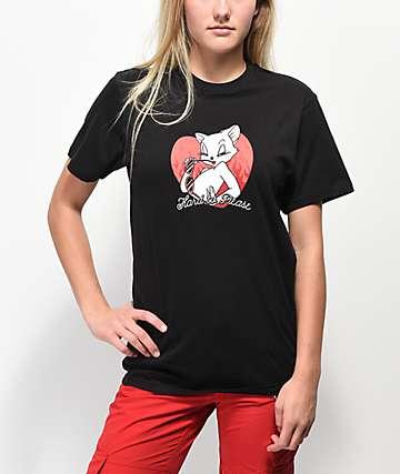 By Samii Ryan Hard To Please Black T-Shirt