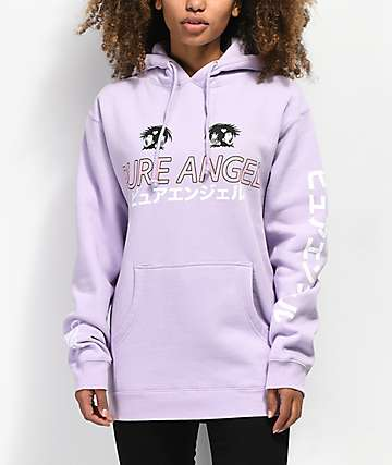 By Samii Ryan Pure Angel Lavender Hoodie
