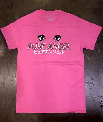 By Samii Ryan Pure Angel Pink T-Shirt