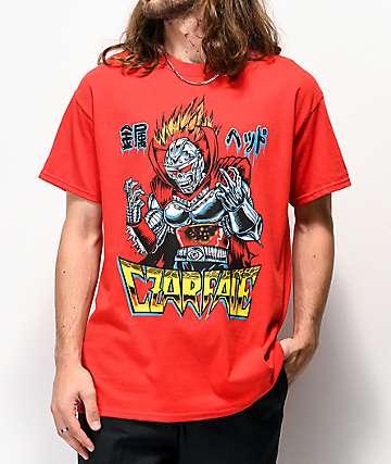CZARFACE Fire Czar Red T-Shirt