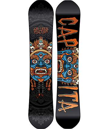 Capita Children Of The Gnar 142cm tabla de snowboard para niños