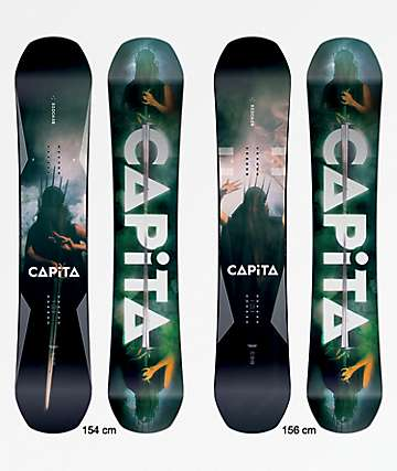 Capita Defenders of Awesome tabla de snowboard 2019