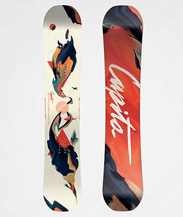 Capita Space Metal Fantasy Snowboard Women's 2020