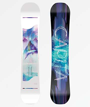 Capita Space Metal Fantasy Womens Snowboard 2019