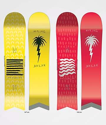Capita Spring Break Slush Slasher tabla de snowboard