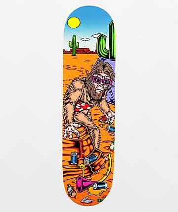 """Caravan Desert Party Day After 8.25"""" Skateboard Deck"""