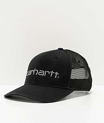 Carhartt Dunmore Black Trucker Hat